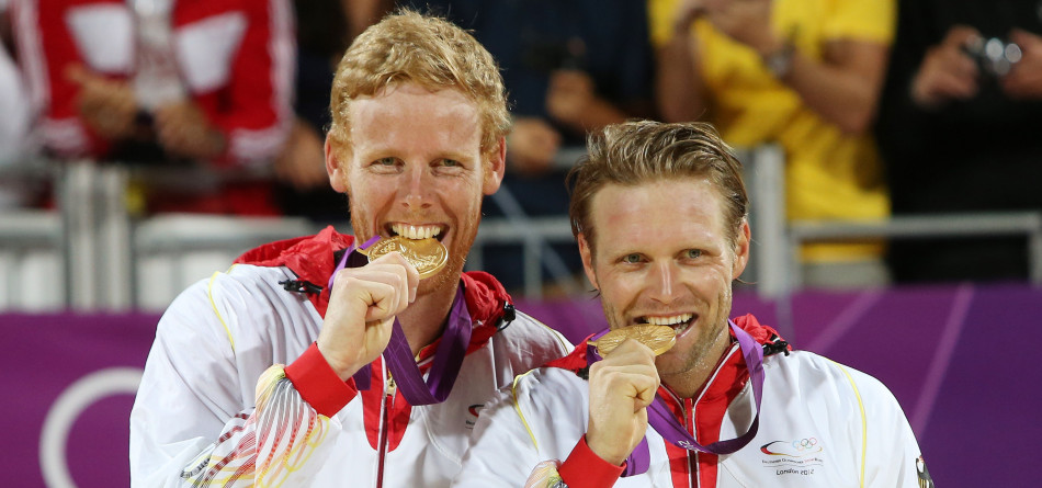 Brink-Reckermann – Beachvolleyball Olympiasieger und Keynote-Speaker